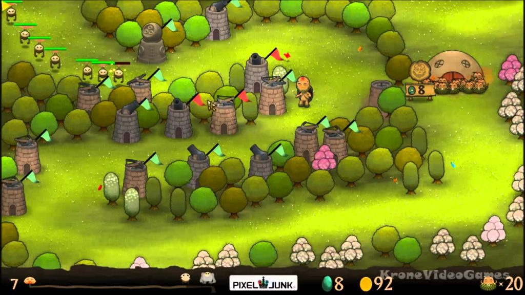 PIXELJUNK Monsters Ultimate HD - Capture d'écran