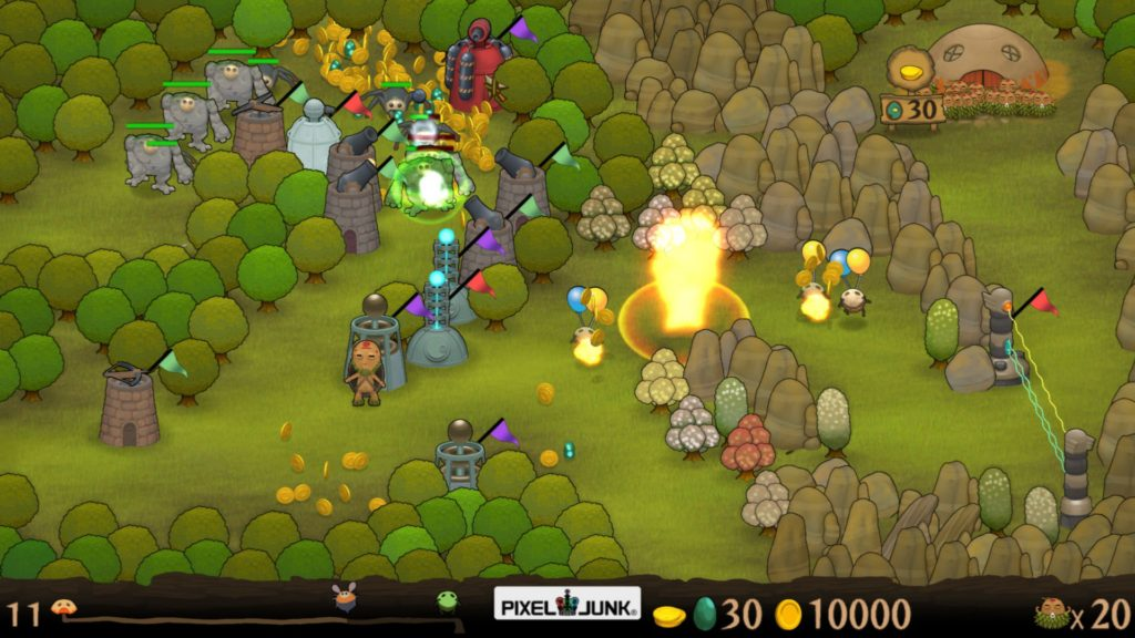 PIXELJUNK Monsters Ultimate HD - Capture d'écran 2