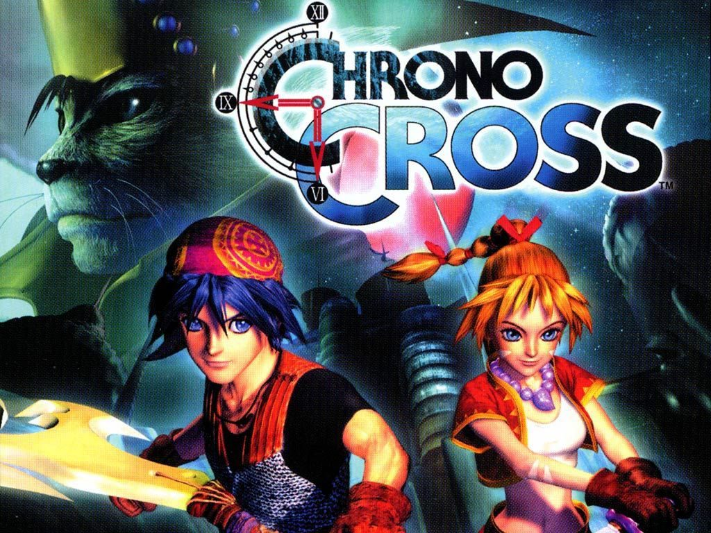 Jaquette Chrono Cross sur Playstation