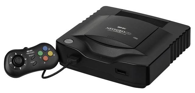 La rolls des consoles, la Neo-Geo