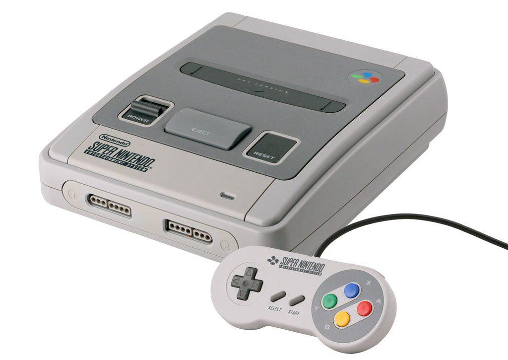 Que de souvenirs avec la Super Nintendo !!