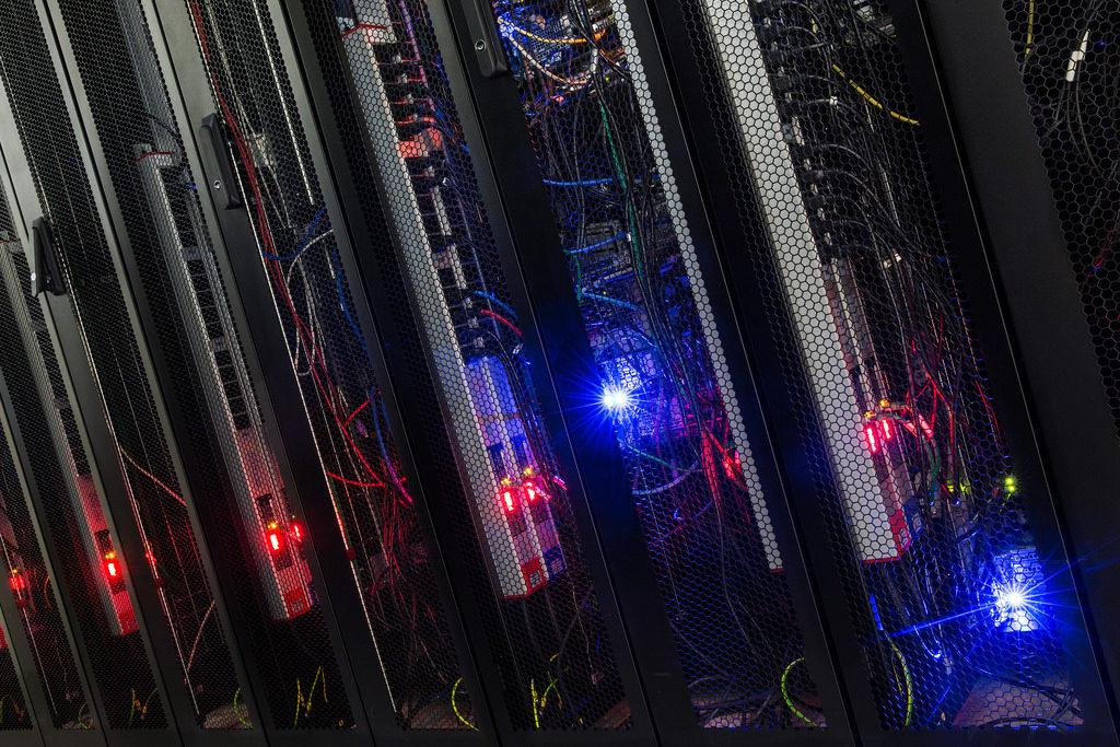 datacenter stockage données